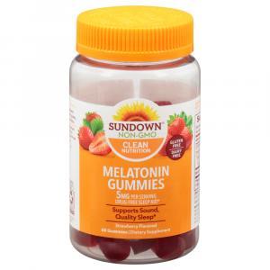 Sundown Naturals Melatonin Gummies