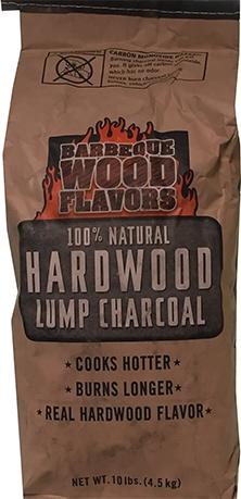 Barbeque Hardwood Lump Charcoal