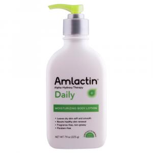 Amlactin Alpha-Hydroxy Therapy Moisturizing Body Lotion