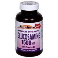 Sundown Glucosamine 3000 Mg Caplets