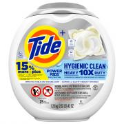 Tide Power Hygienic Clean Free & Natural