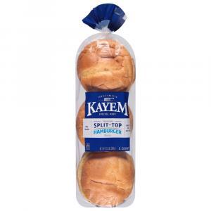 Kayem Hamburger Buns