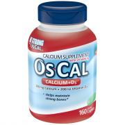 OsCal 500MG Plus 200 IU Vitamin D