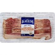 Kayem Slow Smoked Maplewood Thick Cut Bacon