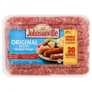 Johnsonville Family Pack Breakfast Links