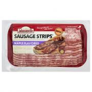 Johnsonville Maple Flavored Sausage Strips