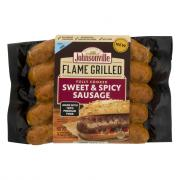 Johnsonville Flame Grilled Sweet and Spicy Sausage