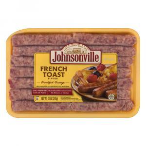 Johnsonville French Toast Flavor Breakfast Sausage