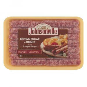 Johnsonville Brown Sugar & Honey Breakfast Links