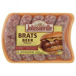 Johnsonville Beer Bratwurst