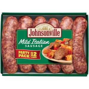 Johnsonville Italian Brats Party Pack