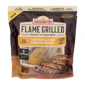 Johnsonville Teriyaki Flame Grilled Chicken Breast