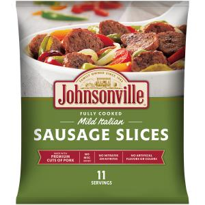 Johnsonville Mild Italian Slices