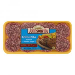 Johnsonville Original Breakfast Sausage Patties