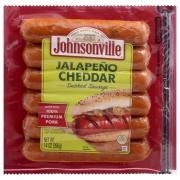 Johnsonville Jalapeno and Cheese Links