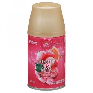 Glade Automatic Spray Refill Cranberry Oh So Merry