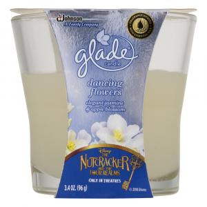 Glade Candle Dancing Flowers