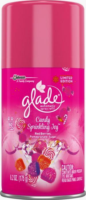 Glade Auto Refill Candy Sprinkling Joy