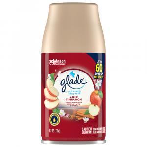 Glade Automatic Spray Refill Apple Cinnamon