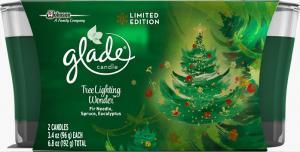 Glade Tree Lighting Wonder Candle