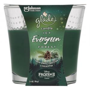 Glade Icy Evergreen Forest Candle