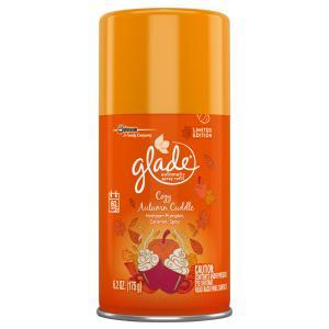 Glade Cozy Autumn Cuddle Automatic Spray Refill