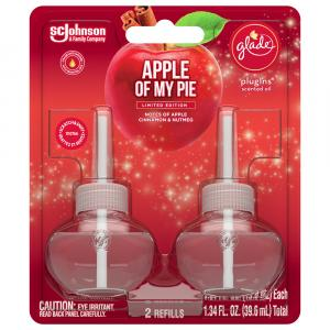 Glade Apple of my Pie PlugIns Scented Oil Refills