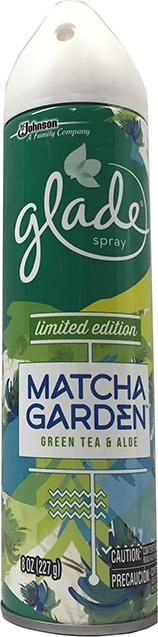 Glade Matcha Garden Green Tea & Aloe Spray