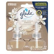 Glade PlugIns Scented Oil Pure Vanilla Joy Refills