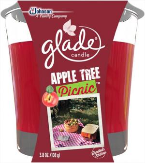 Glade Candle Apple Tree Picnic