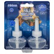 Glade Fall Night Long PlugIns Scented Oil Refill