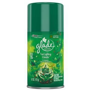 Glade Auto Refill Tree Lighting Wonder