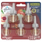 Glade PlugIns Scented Oil Refill Apple Cinnamon