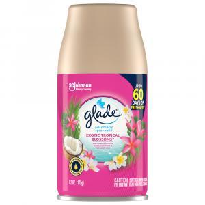 Glade Automatic Spray Refill Tropical Blossom