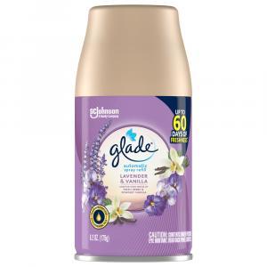 Glade Automatic Spray Refill Lavender Vanilla