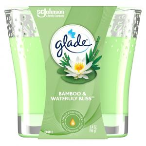 Glade Bamboo Bliss Song Candle