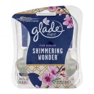 Glade Shimmering Wonder Plugins Scented Oil Refills