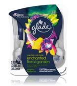 Glade Scented Oil PlugIns Enchanted Floral Garden