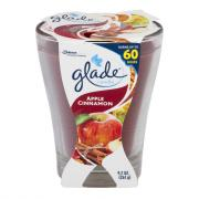 Glade Candle Apple Cinnamon