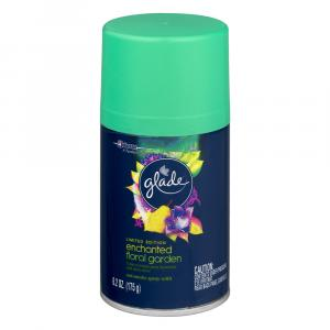Glade Enchanted Floral Garden Limited Edition Refill Spray