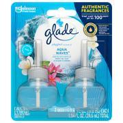Glade PlugIns Aqua Wave Refill