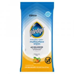 Pledge Multi-Surface Wipes