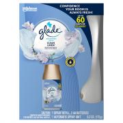 Glade Clean Linen Spray Starter