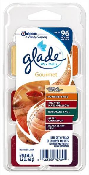 Glade Wax Melts Gourmet