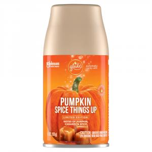 Glade Automatic Spray Refill Pumpkin Spice It Up