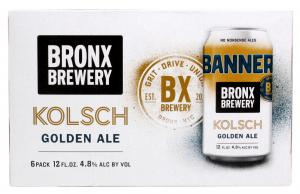 Bronx Banner Golden Ale
