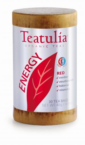 Teatulia Organic Energy Red Tea