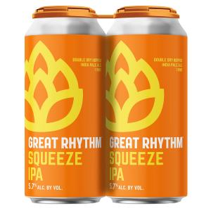 Great Rhythm Brewing Company Squeeze IPA