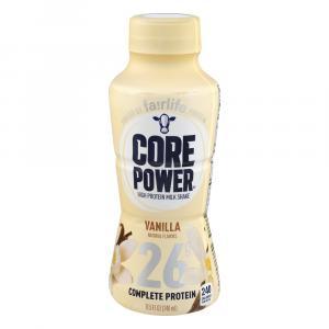 Core Power Vanilla Milk Shake