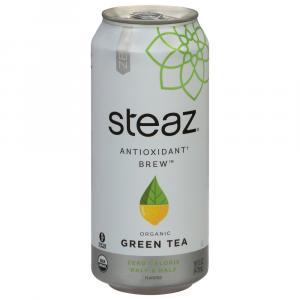 Steaz Zero Calorie Iced Green Tea Half & Half